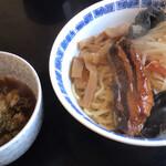 ゴッツ - 煮干しつけ麺 ¥750