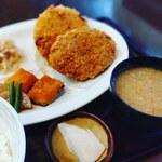 味の玉川 - 料理写真:本日のおすすめセット