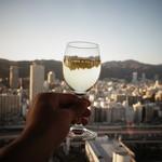 12527114 - 神戸ワインが美味しかった!500円だった!