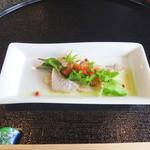 鉄板焼「天王洲」 - ミニ前菜