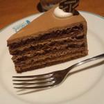 Santo Santo CAFE DINING - チョコレートケーキ
