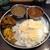イーマサラ - 料理写真:土日祝日ランチのダルバート(ネパール定食)