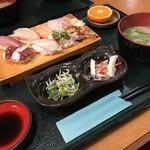 こい希 - 寿司定食