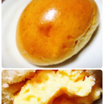 町の小さなパン屋さん momo - 料理写真:プレミアムクリームパン