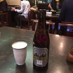 和花乃 - ビール