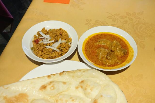 アジャンタの料理の写真