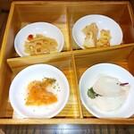 BANNZAI VINO - 前菜