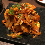 KollaBo - 豚、イカキムチ炒め