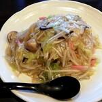 まるちゅう - 料理写真:皿うどん