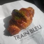 トラン・ブルー - ピスタチオのクロワッサン