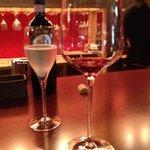 luv wine - お買得の赤とフルーティなスパークリング