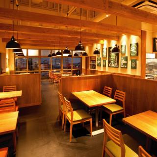 沼津港カフェパーティを貸切でお楽しみ頂けます!