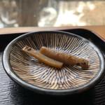 龍頭之茶屋 - おぞう煮600円につく漬物