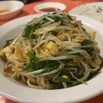 珉珉 - ニラと卵炒め