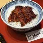 125282889 - うな丼(並)…2650円(税込み)