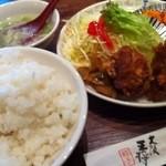 大阪王将 - おすすめランチ 700円