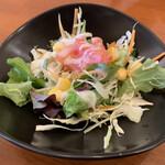 ランチ&バー 花菜 - サラダ