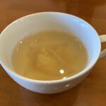 ランチ&バー 花菜 - スープ