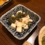 竹嶋 - とんぶりと山芋