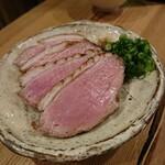 酒呑蕎食〆タグル - 鴨ロース