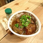 酒呑蕎食〆タグル - 煮込み