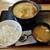 松屋 - 料理写真:シュクメルリ・ライスセット(730円)