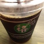 ファミリーマート - ドリンク写真:アイスコーヒーSサイズ