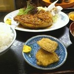 ことぶき - 鶏の照り焼き定食 ランチ 700円