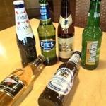 ドラフトキング - 新しいボトルビール入荷!!