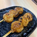 五平餅の魚徳 - 料理写真:五平餅