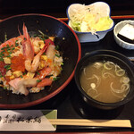 松葉鮨 - 料理写真:特製ばらちらし