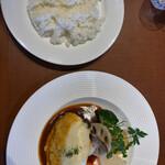 上野 精養軒 カフェラン ランドーレ - 料理写真: