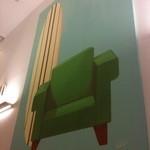 モスカフェ - 昔はここにミフィーの絵が