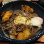 讃岐麺屋 あうん - スタミナぶっかけ