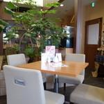CAFE Suginoki - 店内