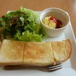 CAFE Suginoki - トーストモーニング