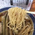 125320582 - 中太縮れ麺