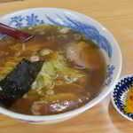 大福屋 - 料理写真:中華そば¥520