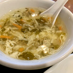 個室Dining 新荘園 - スープ