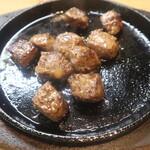 わっしょい - サイコロステーキ