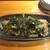 魚虎 - 料理写真:山芋とネギのバター焼き 780円、白葱たっぷりバターの良い香りポン酢の味