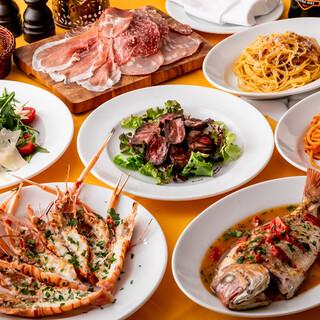 麻布十番で本場さながらのローマ料理、イタリア料理を楽しむ