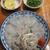 魚虎 - 料理写真:トラフグ刺 1980円