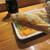 魚虎 - 料理写真:つけ塩が良いのです