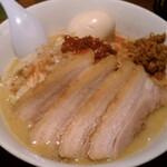 極太野菜味噌 ○助 -