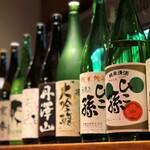 別亭 神田新八 - 全国の純米酒