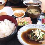 清水港 - 煮魚定食