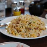 とり天発祥の店 レストラン東洋軒 - 炒飯