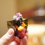 照寿司 - キャビア、雲丹、鮪