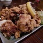鳥蔵 - 料理写真:鶏の唐揚げ